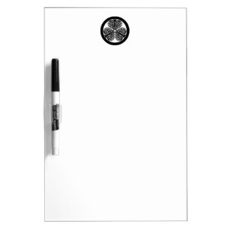Tail state house circular three mallow Dry-Erase board