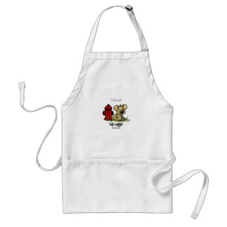 Tail Waggin Gratitude - Relief Adult Apron