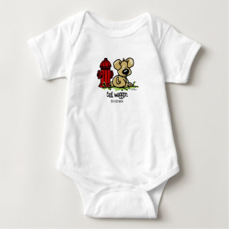 Tail Waggin Gratitude - Relief Baby Bodysuit