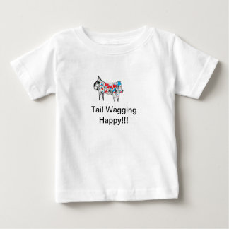 Tail WaggingHappy!!! Toddler shirt