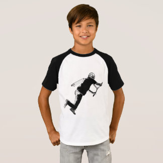 Tail-whip - Stunt Scooter Trick T-Shirt