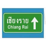 ⚠ tailandés de la señal de tráfico de la carretera felicitaciones