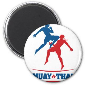 Tailandés de Muay Imán Redondo 5 Cm