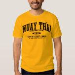 Tailandés de Muay Playera
