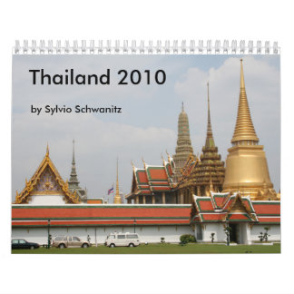 Tailandia 2010 calendario