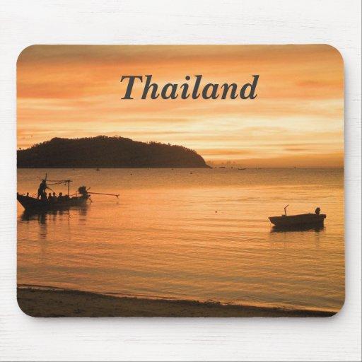 Tailandia Alfombrillas De Ratón