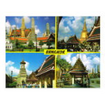 Tailandia, Bangkok Multiview Tarjetas Postales