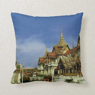 Tailandia, Bangkok, palacio magnífico Almohadas