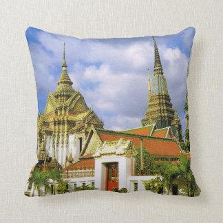 Tailandia, Bangkok, Wat Phra Chetuphon Cojín