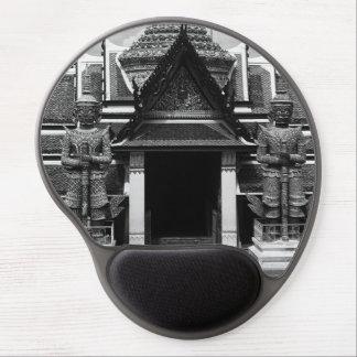 Tailandia Bangkok Wat Phra Kaeo 1970 embarazada Alfombrilla Gel