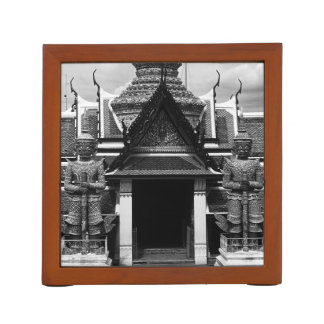 Tailandia Bangkok Wat Phra Kaeo 1970 embarazada Portalápices