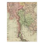 Tailandia, Birmania y Anam Postal