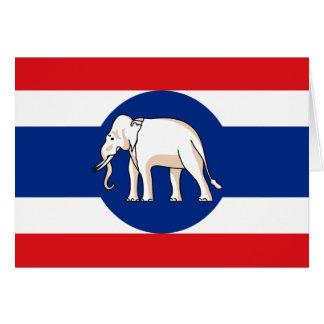 Tailandia   consular, Tailandia Tarjeta