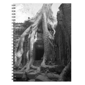 Tailandia cosecha, Camboya. Apenas fuera de Tailan Libro De Apuntes