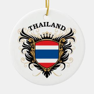 Tailandia Ornamento Para Arbol De Navidad