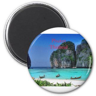 Tailandia Imán Redondo 5 Cm