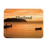 Tailandia Imán Rectangular