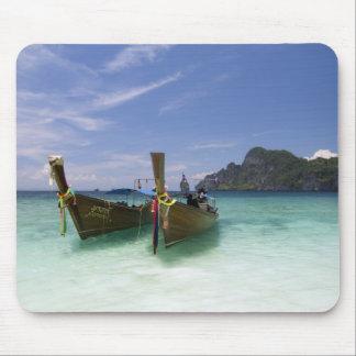 Tailandia, isla de Don de la phi de la phi, playa  Alfombrillas De Ratones