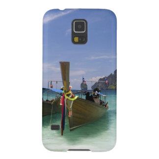 Tailandia, isla de Don de la phi de la phi, playa Carcasas De Galaxy S5