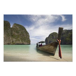 Tailandia, isla de la endecha de la phi de la phi, fotografía
