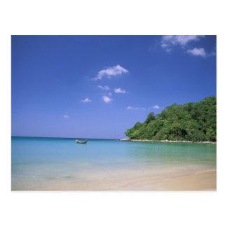 Tailandia, isla de Phuket. Playa Postales