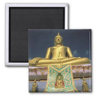 Tailandia, isla de Samui de la KOH. Buda grande Imán Cuadrado