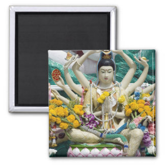 Tailandia KOH Samui de Ko Samui aka Wat Plai 2 Imán De Frigorifico