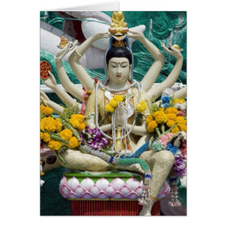 Tailandia KOH Samui de Ko Samui aka Wat Plai 2 Felicitación