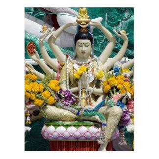 Tailandia, KOH Samui de Ko Samui aka). Wat Plai 2 Tarjetas Postales