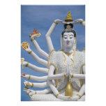 Tailandia, KOH Samui de Ko Samui aka). Wat Plai Impresiones Fotograficas