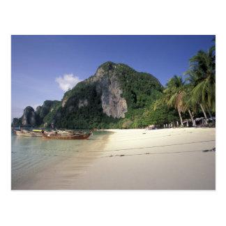 Tailandia, mar de Andaman, isla de la phi de la ph Postales