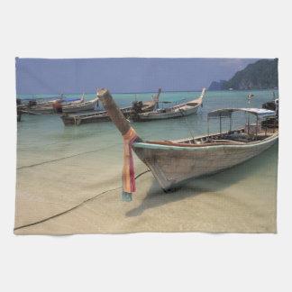 Tailandia, mar de Andaman, isla de la phi de la Toallas De Cocina
