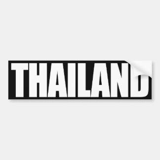 Tailandia Pegatina Para Auto