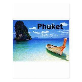 Tailandia Phuket (St.K) Postales