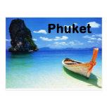 Tailandia Phuket (St.K) Tarjeta Postal