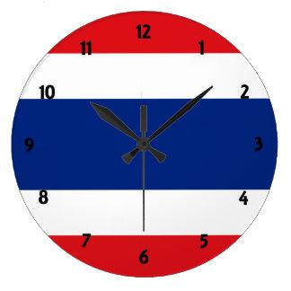 Tailandia Reloj Redondo Grande