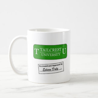 Tailcrest U Mug - Green