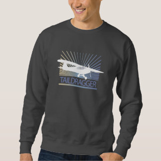 Taildragger Airplane Sweatshirt