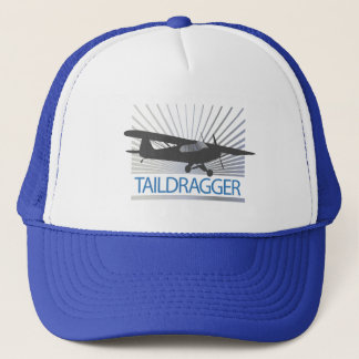 Taildragger Airplane Trucker Hat