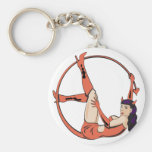 Tailed She Devil Key Chains