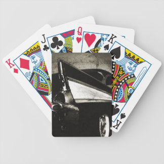 Tailfins - 1957 Chevy Playing Cards
