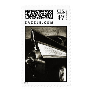 Tailfins - 1957 Chevy Postage Stamps