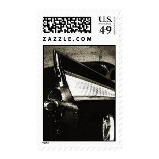 Tailfins - sellos 1957 de Chevy