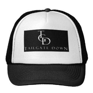 TailGate Down Cap Trucker Hat