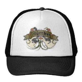 Tailgate Down Trucker Hat