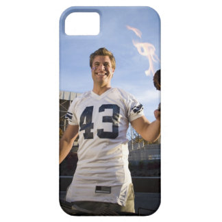 tailgate party before a football game iPhone SE/5/5s case