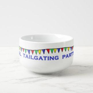 Tailgate Party Food Soup Mug