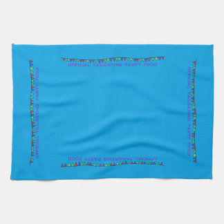 Tailgate Party Kitchen Towels