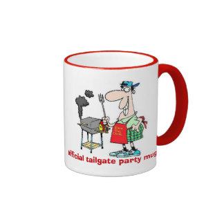Tailgate Party Time Mug