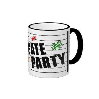 Tailgate Ringer Mug